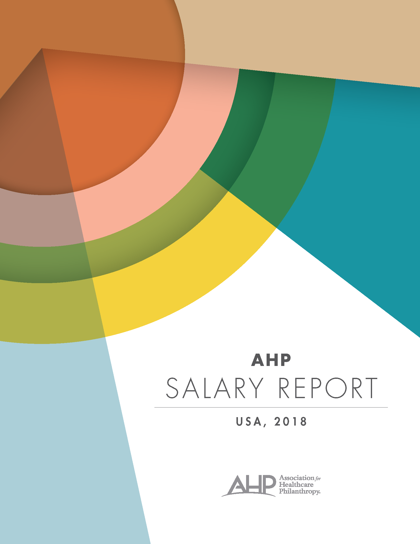 2018 US Salary Report Cover