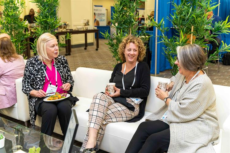 AHP 2019 International Conference - Networking Lounge