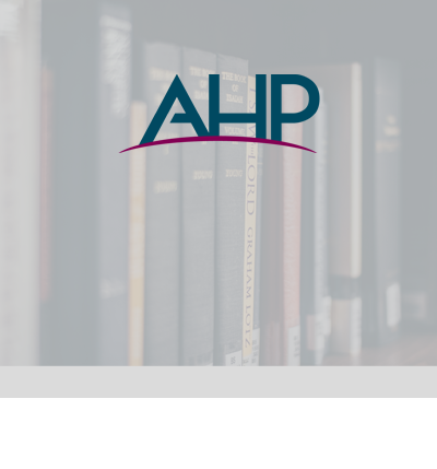 AHP Bookstore