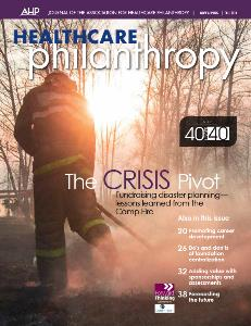AHP Journal Fall 2019 Cover