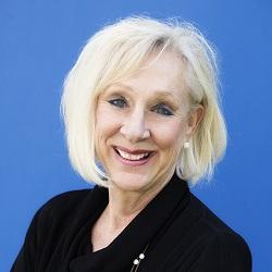 Susan Dolberts Headshot